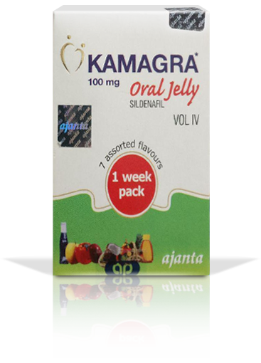 Kamagra Gel Oral Jelly Vol. 4