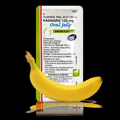 Kamagra gel 1 - Banana