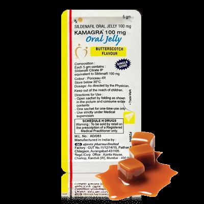 Kamagra gel 1 - Butterscotch